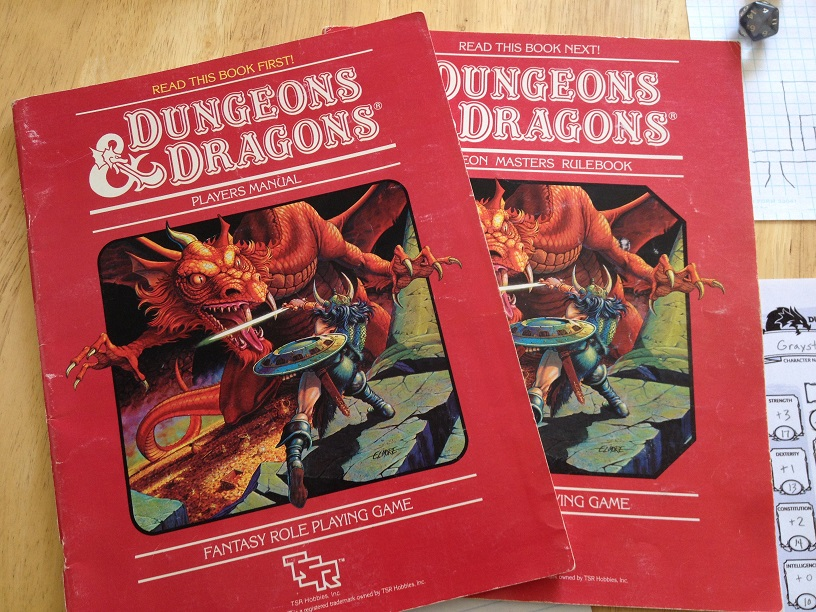 5E Dungeons & Dragons, Old School Style – Older Module